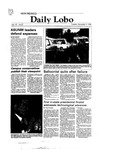New Mexico Daily Lobo, Volume 087, No 57, 11/9/1982