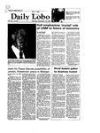 New Mexico Daily Lobo, Volume 087, No 61, 11/15/1982