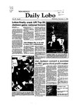 New Mexico Daily Lobo, Volume 087, No 63, 11/17/1982