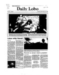 New Mexico Daily Lobo, Volume 087, No 66, 11/22/1982