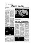New Mexico Daily Lobo, Volume 087, No 67, 11/23/1982