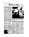 New Mexico Daily Lobo, Volume 087, No 68, 11/24/1982