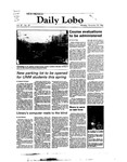 New Mexico Daily Lobo, Volume 087, No 69, 11/29/1982