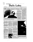 New Mexico Daily Lobo, Volume 087, No 71, 12/1/1982