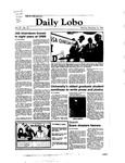 New Mexico Daily Lobo, Volume 087, No 75, 12/13/1982