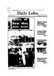 New Mexico Daily Lobo, Volume 087, No 76, 1/10/1983