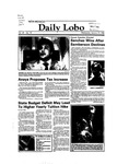 New Mexico Daily Lobo, Volume 087, No 79, 1/19/1983