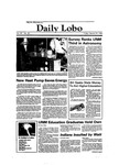 New Mexico Daily Lobo, Volume 087, No 81, 1/21/1983