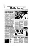 New Mexico Daily Lobo, Volume 087, No 85, 1/27/1983