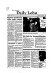 New Mexico Daily Lobo, Volume 087, No 86, 1/28/1983