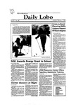 New Mexico Daily Lobo, Volume 087, No 88, 2/1/1983