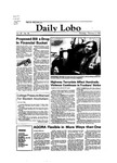 New Mexico Daily Lobo, Volume 087, No 90, 2/3/1983