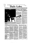 New Mexico Daily Lobo, Volume 087, No 95, 2/10/1983