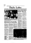 New Mexico Daily Lobo, Volume 087, No 102, 2/21/1983 by University of New Mexico