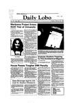 New Mexico Daily Lobo, Volume 087, No 103, 2/22/1983 by University of New Mexico