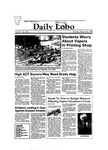 New Mexico Daily Lobo, Volume 087, No 105, 2/24/1983 by University of New Mexico