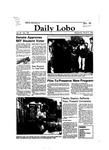 New Mexico Daily Lobo, Volume 087, No 109, 3/2/1983 by University of New Mexico