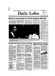 New Mexico Daily Lobo, Volume 087, No 111, 3/4/1983