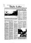 New Mexico Daily Lobo, Volume 087, No 112, 3/7/1983 by University of New Mexico