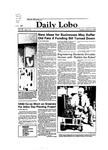 New Mexico Daily Lobo, Volume 087, No 113, 3/8/1983