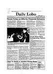 New Mexico Daily Lobo, Volume 087, No 114, 3/9/1983 by University of New Mexico