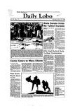 New Mexico Daily Lobo, Volume 087, No 115, 3/10/1983 by University of New Mexico