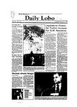 New Mexico Daily Lobo, Volume 087, No 117, 3/21/1983 by University of New Mexico