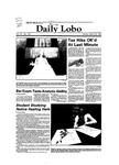 New Mexico Daily Lobo, Volume 087, No 118, 3/22/1983 by University of New Mexico