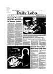 New Mexico Daily Lobo, Volume 087, No 119, 3/23/1983 by University of New Mexico