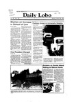 New Mexico Daily Lobo, Volume 087, No 122, 3/28/1983 by University of New Mexico