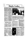 New Mexico Daily Lobo, Volume 087, No 124, 3/30/1983 by University of New Mexico