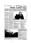 New Mexico Daily Lobo, Volume 087, No 125, 3/31/1983