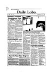 New Mexico Daily Lobo, Volume 087, No 133, 4/12/1983 by University of New Mexico
