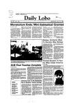 New Mexico Daily Lobo, Volume 087, No 134, 4/13/1983 by University of New Mexico