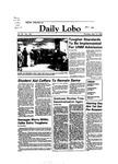 New Mexico Daily Lobo, Volume 087, No 135, 4/14/1983 by University of New Mexico