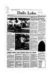 New Mexico Daily Lobo, Volume 087, No 137, 4/18/1983 by University of New Mexico