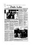 New Mexico Daily Lobo, Volume 087, No 138, 4/19/1983 by University of New Mexico