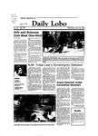New Mexico Daily Lobo, Volume 087, No 139, 4/20/1983 by University of New Mexico