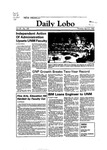 New Mexico Daily Lobo, Volume 087, No 140, 4/21/1983 by University of New Mexico