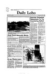 New Mexico Daily Lobo, Volume 087, No 141, 4/22/1983 by University of New Mexico