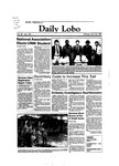 New Mexico Daily Lobo, Volume 087, No 142, 4/25/1983