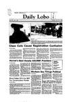 New Mexico Daily Lobo, Volume 087, No 143, 4/26/1983 by University of New Mexico