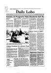 New Mexico Daily Lobo, Volume 087, No 144, 4/27/1983 by University of New Mexico
