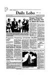 New Mexico Daily Lobo, Volume 087, No 145, 4/28/1983 by University of New Mexico
