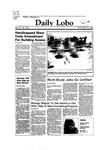 New Mexico Daily Lobo, Volume 087, No 146, 4/29/1983 by University of New Mexico