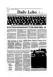 New Mexico Daily Lobo, Volume 087, No 147, 5/4/1983 by University of New Mexico