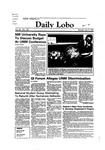New Mexico Daily Lobo, Volume 087, No 148, 5/9/1983 by University of New Mexico