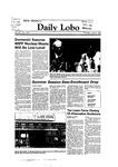 New Mexico Daily Lobo, Volume 087, No 149, 6/2/1983 by University of New Mexico