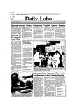 New Mexico Daily Lobo, Volume 087, No 153, 6/30/1983