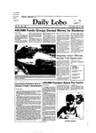 New Mexico Daily Lobo, Volume 087, No 155, 7/14/1983
